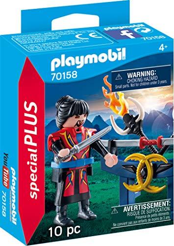 Playmobil 70158Special Plus Asia Guerrero