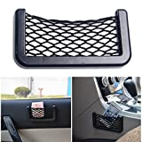 Autofier Car Net Type Mobile Holder/Pocket Organizer/String Bag Mobile Stand Universal Size For BMW X1