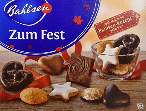 Bahlsen Zum Fest, 500 g