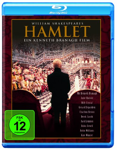 Hamlet [Blu-ray] Billy Crystal-dvd
