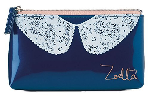 Zoella Beauty Lace Collar Purse / Make up Bag / Cosmetics Pouch by Zoella Beauty