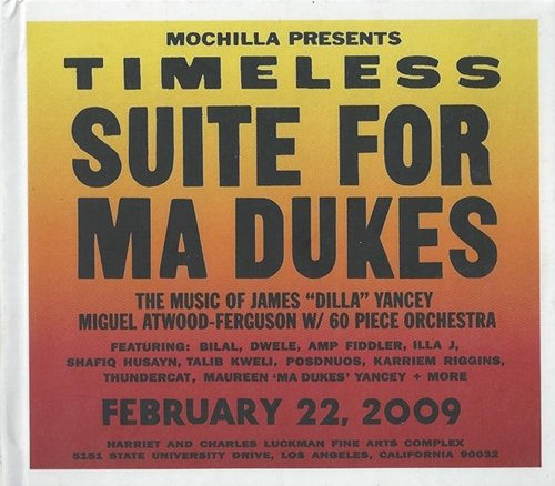 SUITE FOR MA DUKES - J DILLA