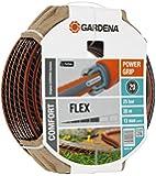 Gardena Comfort 18033-20 - Tubo Flex, 9 x 9, 13 mm, 1/2'', 20 m, senza componenti