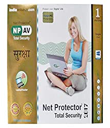 Net Protector Total Security 1Pc 1User