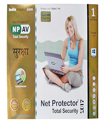NETPROTECTOR Net Protector Total Security 1Pc 1User