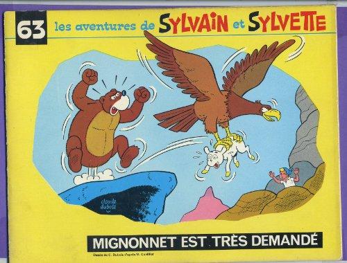 Mignonnet est très demandé par Claude Dubois, M. (Maurice) Cuvillier