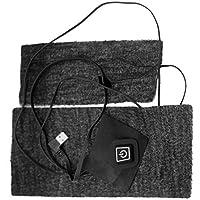 USB-Heizkissen,5v sichere Spannung, USB Vlies Weste Taille Knie elektrische Heizung Heizkissen,Im Winter für den... preisvergleich bei billige-tabletten.eu