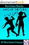 Lord of the Flies: 10 Revision Essays...