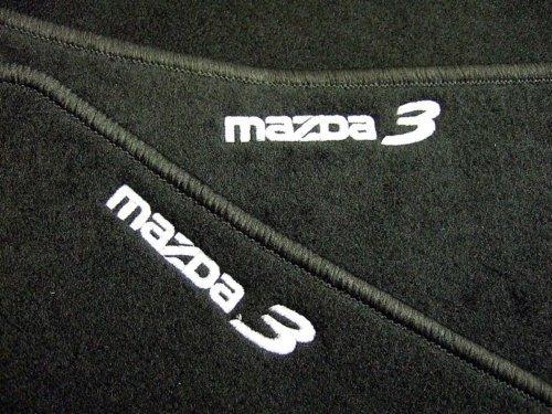 Grey with Red Trim Connected Essentials CEM650 Car Mat Set for Grand Scenic Premium 2003-2009