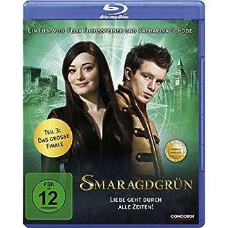Smaragdgrün [Blu-ray] [2016]