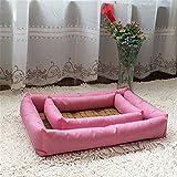 MUJING Forniture Per Animali Domestici Per Gatti,Pink,M