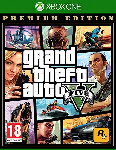 Grand Theft Auto V: Premium Edition - Xbox One [Edizione: Regno Unito]