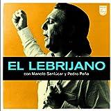 El Lebrijano con Manolo Sanl?ocar y Pedro Pe???a by El Lebrijano
