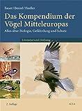Das Kompendium der Vögel Mitteleuropas. Alles über Biologie, Gefährdung und Schutz / Das Kompendium der Vögel Mitteleuropas. Alles über Biologie, Gefährdung und Schutz: Literatur und Anhang -