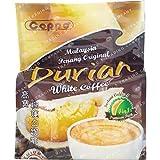 Durian Geschmack, Weißer Instant Kaffee, 4in1, Coppo 456g