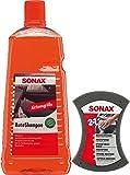 SONAX AutoShampoo, 2l + MultiSchwamm