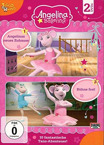 Angelina Ballerina Folge 1-2 [2 DVDs]