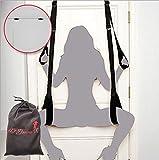 HOT DREAMS Liebesschaukel Tür (ohne Sitz) Extrem Robuste Sexschaukel Für Paare, Sexspielzeug Belastbar Bis 120 Kg