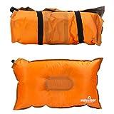 Milestone Camping-Kissen - Orange