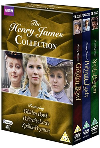 the-henry-james-collection-dvd-import-anglais