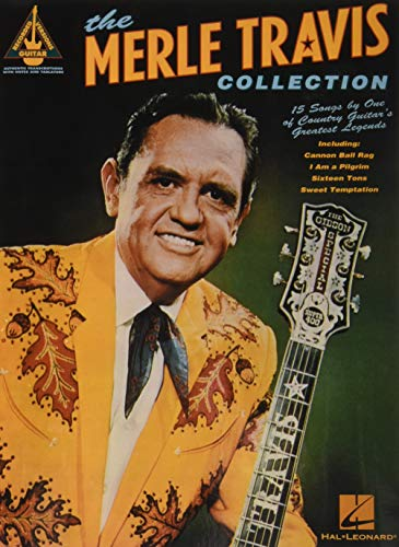 Merle Travis Guitar Pack: Includes the Real Merle Travis Guitar DVD and the Merle Travis Collection Book [With DVD]
