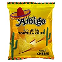 ‏‪Amigo Tortilla Cheese  Salt- 250 gm‬‏