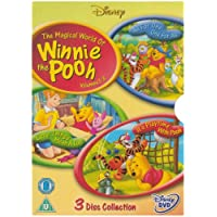 The Magical World Of Winnie The Pooh: Volumes 1-3