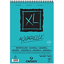 Canson - CANSON Skizzen- und Studienblock XL Aquarelle, DIN A4