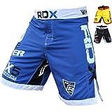 RDX MMA Short Boxe D'entraînement UFC Combat Sport Fightshort Gym Arts Martiaux Muay Thai