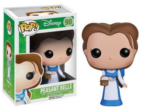 Funko Pop! Disney: Peasant Belle La bella e La Bestia