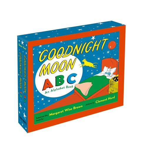 Goodnight Moon 123 and Goodnight Moon ABC Gift