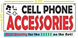 CELL PHONES ACCESSORIES Banner Sign by SuperSigns