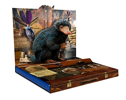 Animales Fantásticos Y Donde Encontrarlos Blu-Ray 3d + Packaging Popup [Blu-ray]