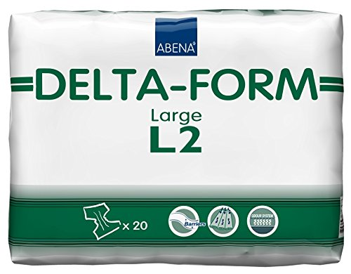 Inkontinenzeinlagen Nottingham Rehab Supplies M91539 Abena Delta All in One Inkontinenz Pads