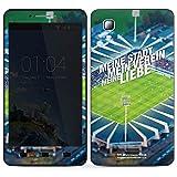 DeinDesign Kazam Trooper 2 6.0 Folie Skin Sticker aus Vinyl-Folie Aufkleber VFL Bochum Fanartikel Stadion