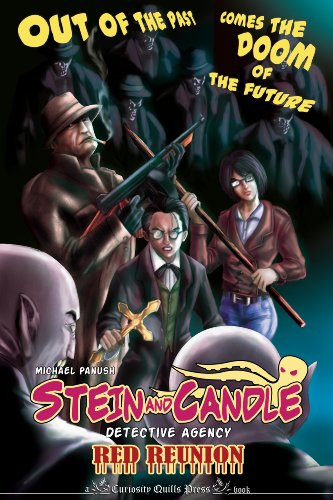 The Stein & Candle Detective Agency, Vol. 3: Red Reunion ...