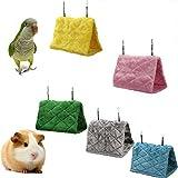 Moppi M Größe Vogel Hamster Hängehöhle Cage Hängematte Tent Bed Bunk Parrot Toy