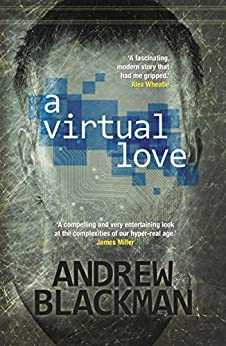 A Virtual Love by [Blackman, Andrew]