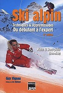 "Afficher ""Ski alpin"""