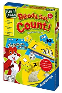 Ready, Set, Count! Card Game