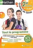 Nathan Graines de Génie 2e Secondaire 13-14 ans - PC - Neuf