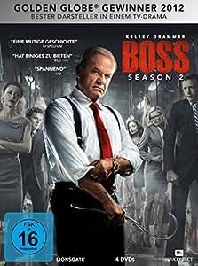 Boss - Staffel 2 [4 DVDs]
