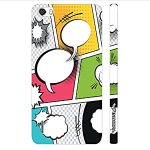Huawei Honor 6 Laugh Riot designer mobile hard shell case by Enthopia