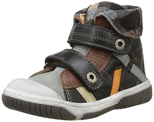 Babybotte Acteur 6, Sneakers Alti Bambino , Nero (Noir (429 Noir)), 26