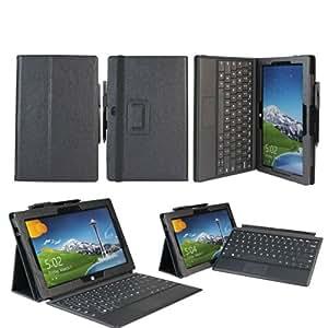 Supremery Microsoft Surface Pro 2 Case Tasche Schutzhülle mit Standfunktion für Tablet und Keyboard