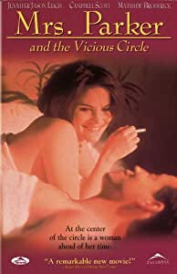 Mrs. Parker and the Vicious Circle [DVD] [1995]