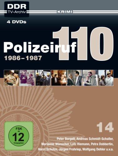 Box 14: 1986-1987 (DDR TV-Archiv) (4 DVDs)
