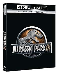 Jurassic Park 3 (4K Ultra HD + Blu-Ray)