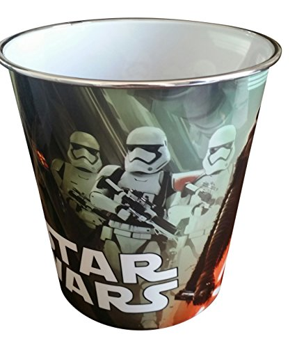 Star Wars Disney papelera