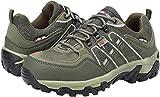 Zapatos de Seguridad para Hombre,LM-18 Zapatos Antideslizantes de Acero (43 EU, Verde...